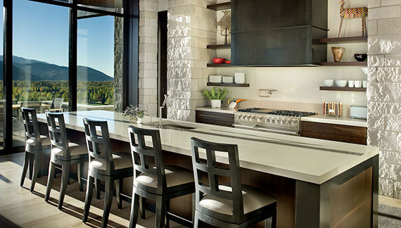 Hall Brown Custom Homes Slideshow in Ketchum and Sun Valley Idaho