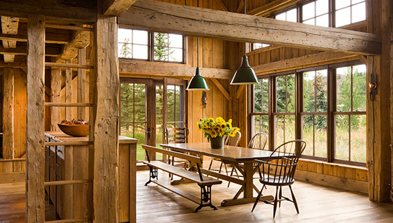 Hall Brown General Contractors Slideshow in Ketchum and Sun Valley Idaho