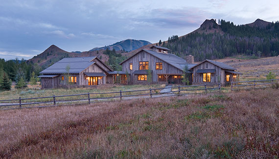 Hall Brown Builders Slideshow in Ketchum and Sun Valley Idaho